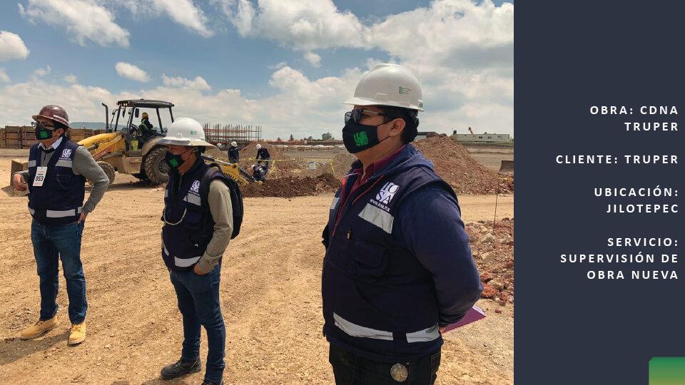 PORTAFOLIO DE PROYECTOS NACIONALES - IOSA Ingeniería y Obras SA de CV